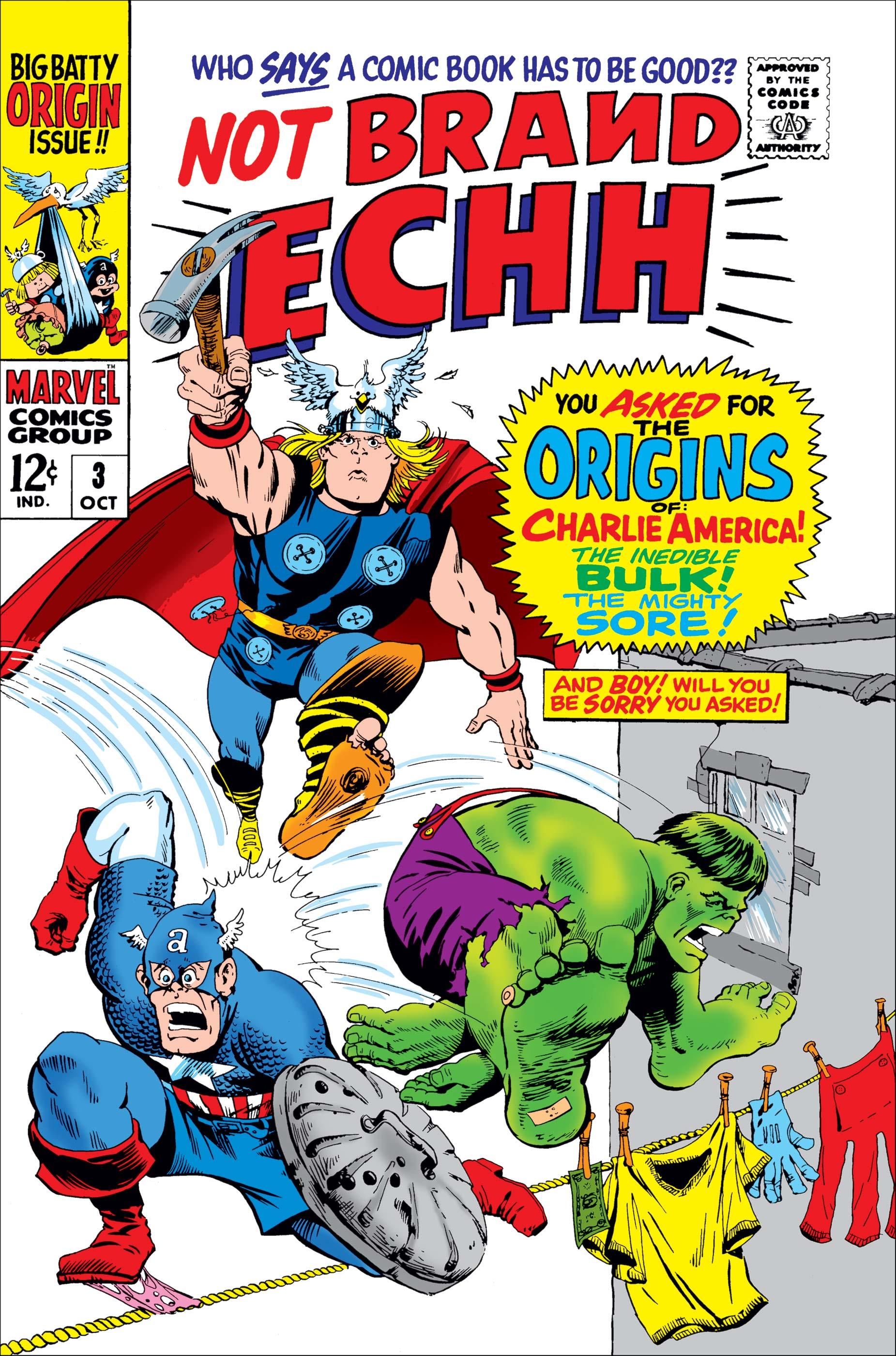 Not Brand Echh (1967) #3