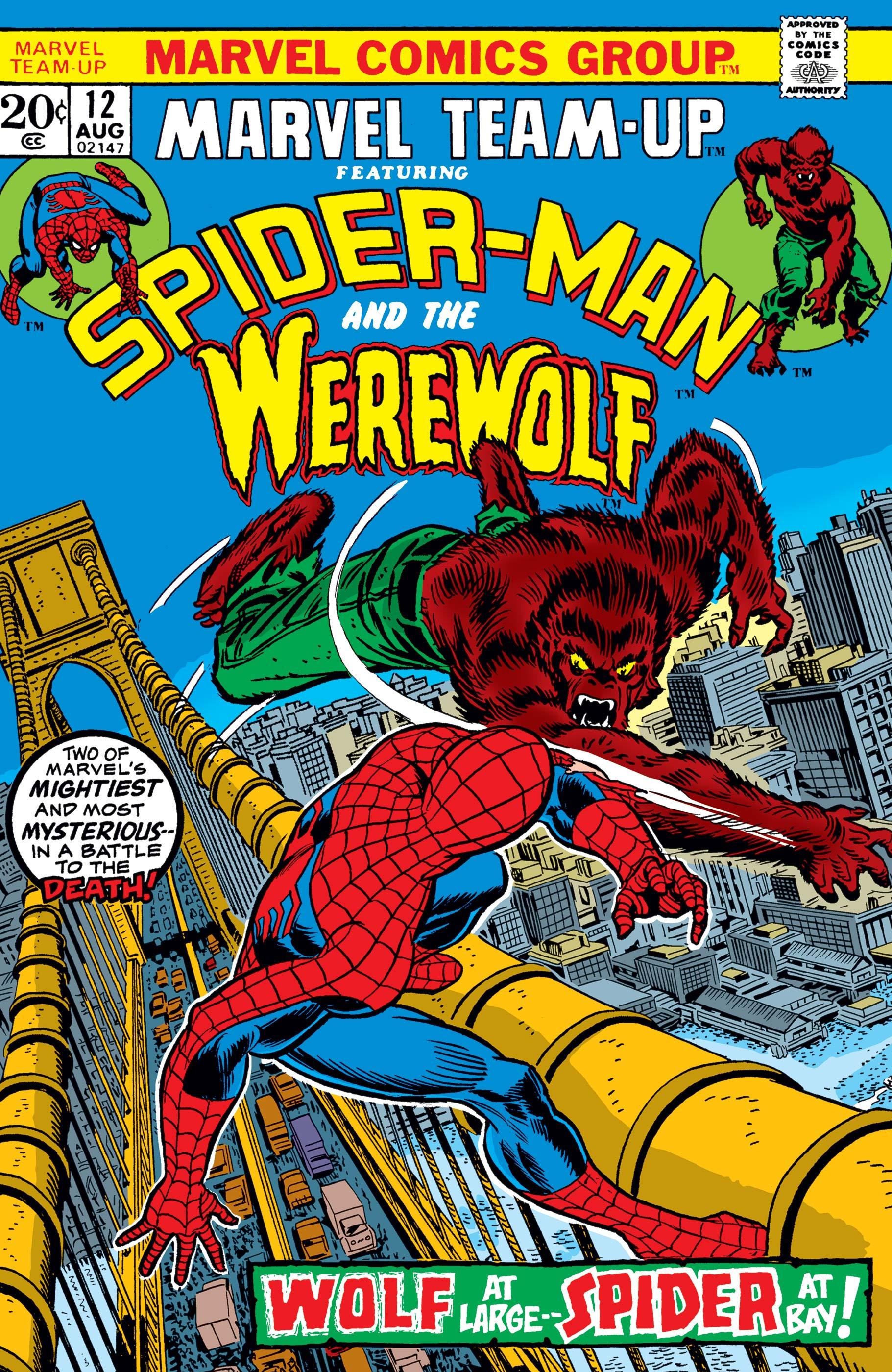 Marvel Team-Up (1972) #12