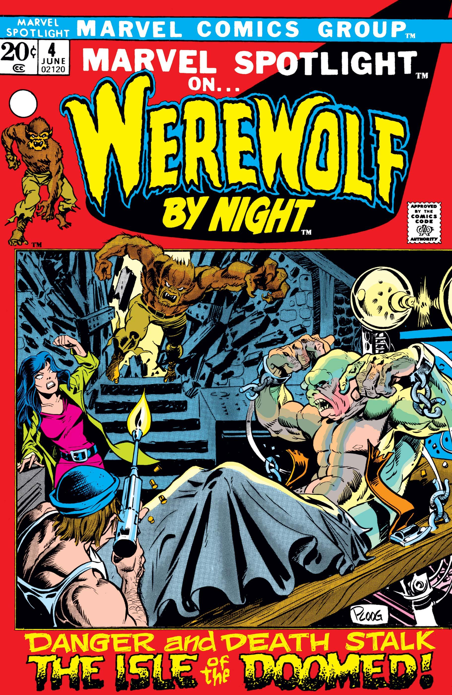 Marvel Spotlight (1971) #4
