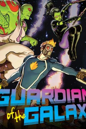 All-New Guardians of the Galaxy Vol. 1: Communication Breakdown (2017)