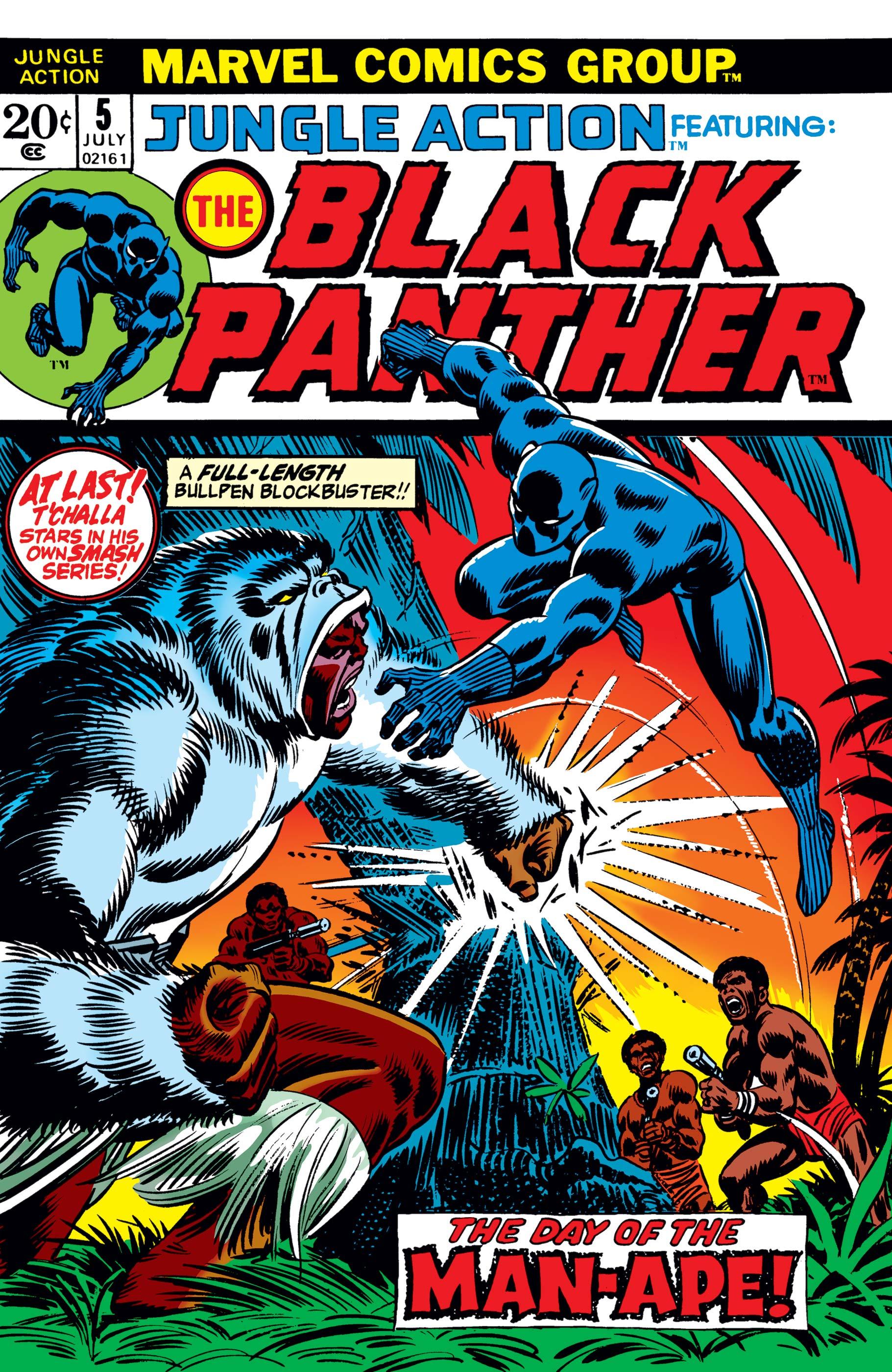 Jungle Action (1972) #5