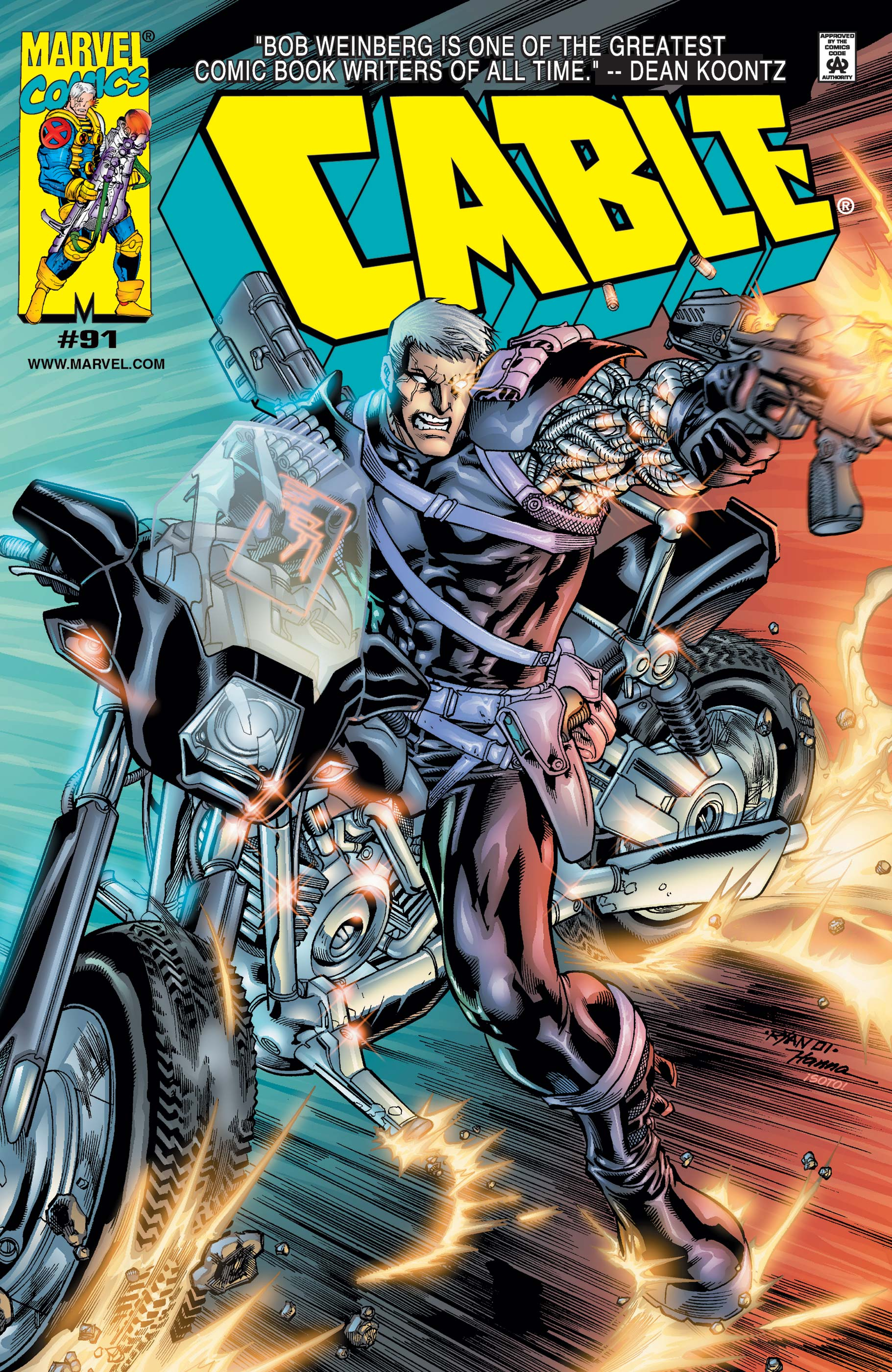 Cable (1993) #91