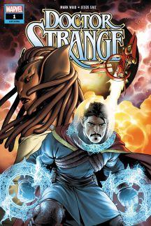 Doctor Strange (2018) #1