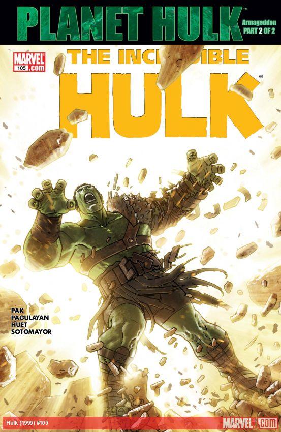 Hulk (1999) #105