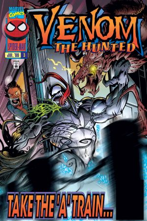 Venom: The Hunted #3