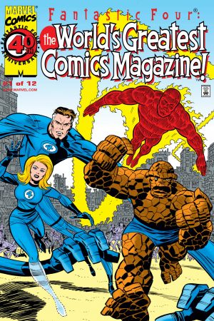 Fantastic Four: World's Greatest Comics Magazine (2001) #1