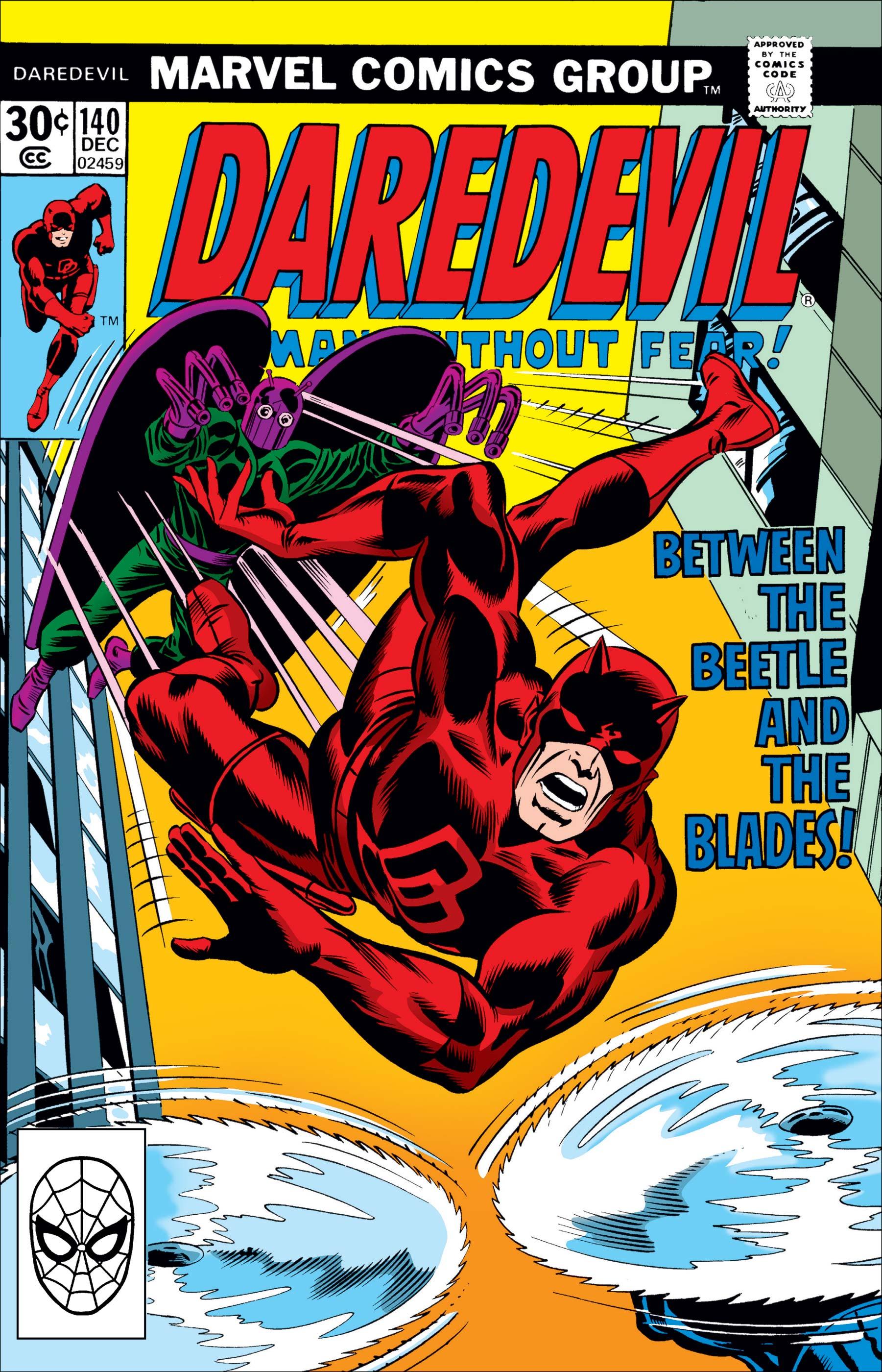 Daredevil (1964) #140