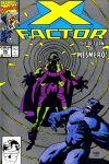 X-Factor (1986) #55