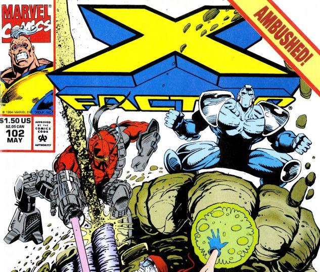X-Factor (1986) #102