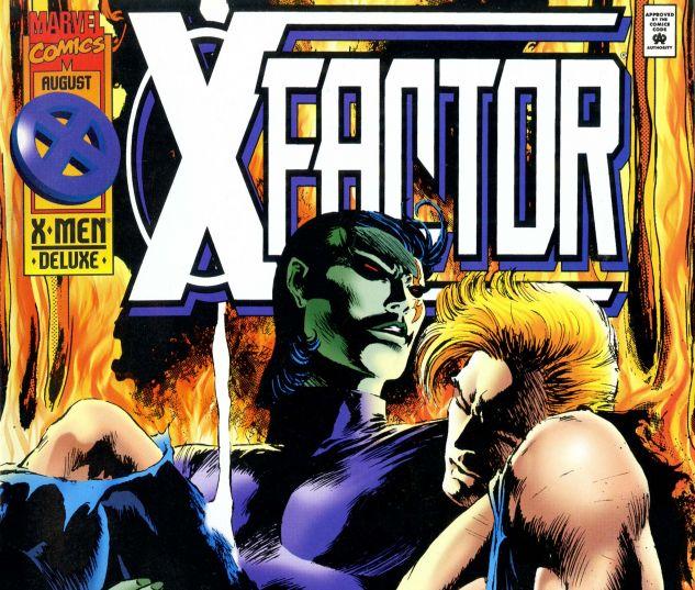 X-Factor (1986) #113