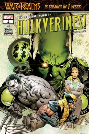 Hulkverines (2019) #2