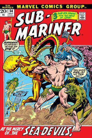 Sub-Mariner (1968) #54