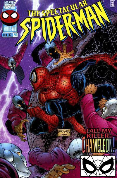 Peter Parker, the Spectacular Spider-Man (1976) #243