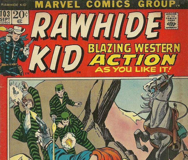 Rawhide Kid #103
