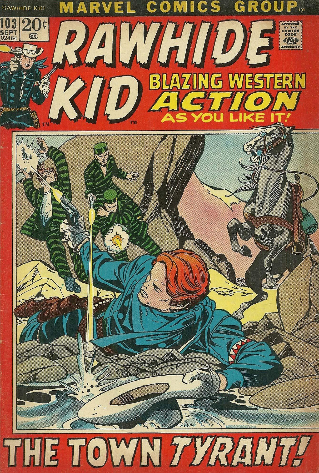 Rawhide Kid (1955) #103