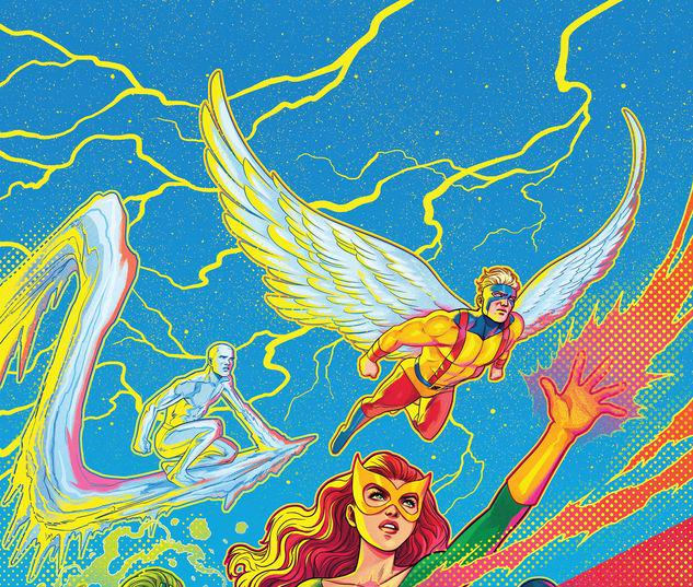 MARVEL TALES: X-MEN 1 BARTEL VIRGIN VARIANT #1
