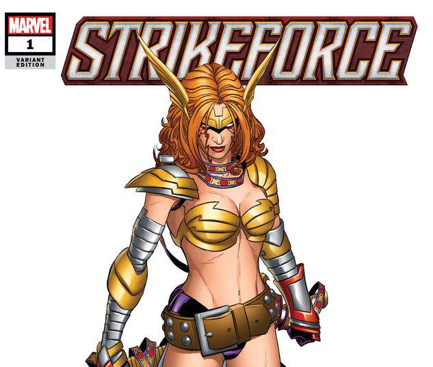 Strikeforce #1