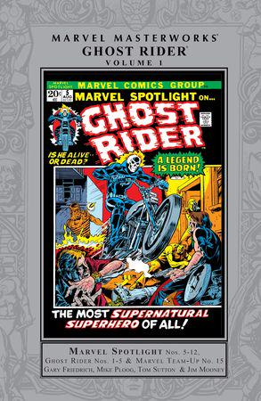 Marvel Masterworks: Ghost Rider Vol. 1 (Hardcover)