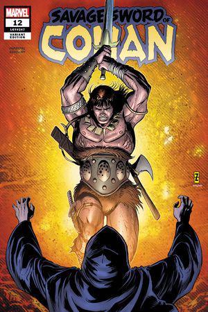 Savage Sword of Conan (2019) #12 (Variant)