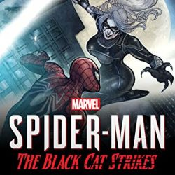 Marvel SpiderMan The Black Cat Strikes series