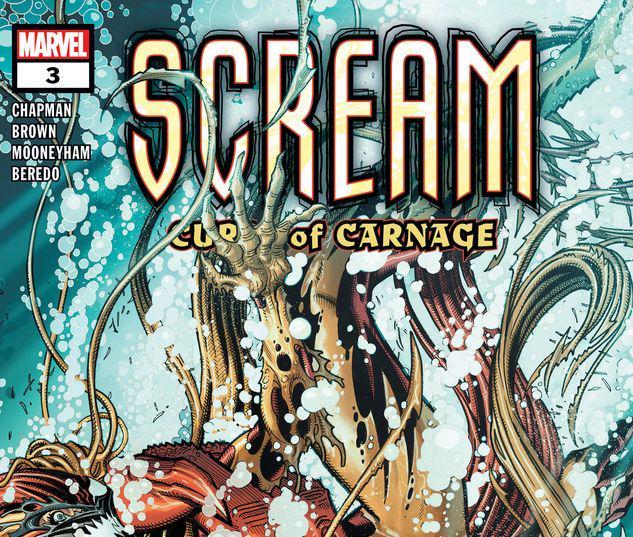 Scream: Curse of Carnage #3