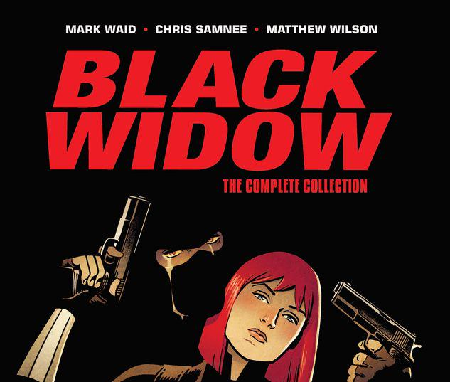 BLACK WIDOW BY WAID & SAMNEE: THE COMPLETE COLLECTION TPB #1