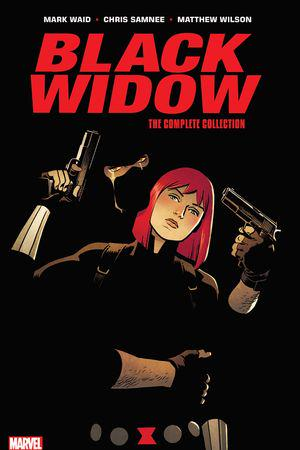Black Widow by Waid & Samnee: The Complete Collection (Trade Paperback)