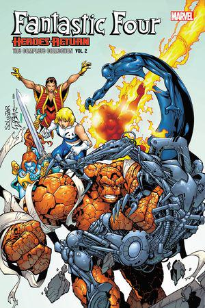 Fantastic Four: Heroes Return - The Complete Collection Vol. 2 (Trade Paperback)