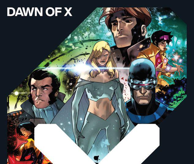 DAWN OF X VOL. 3 TPB #3