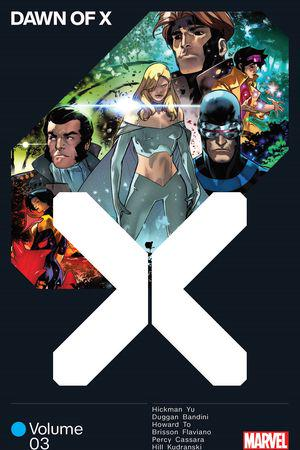 Dawn Of X Vol. 3 (Trade Paperback)