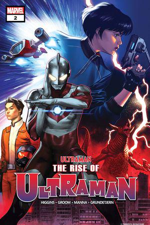 The Rise of Ultraman #2