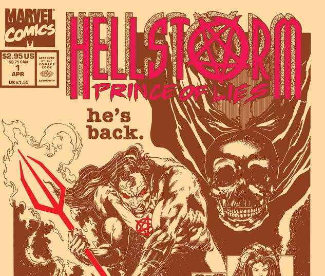 Hellstorm: Prince of Lies #1