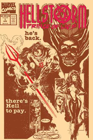Hellstorm: Prince of Lies (1993) #1