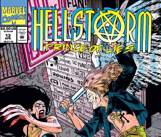 Hellstorm: Prince of Lies #13