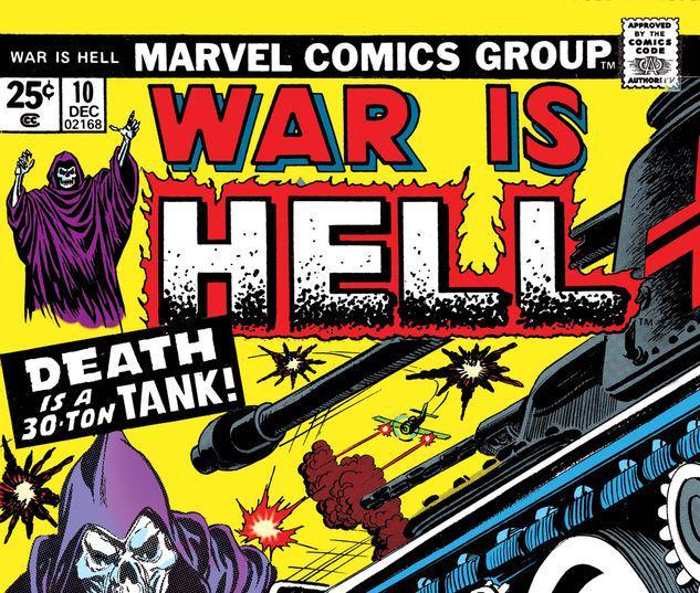 War Is Hell #10
