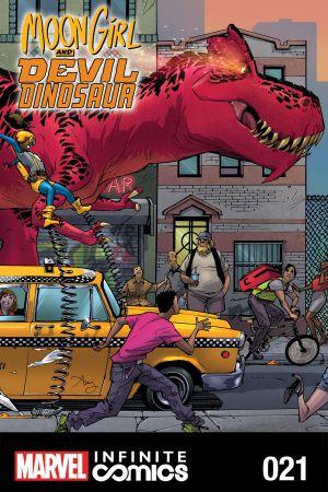 Moon Girl and Devil Dinosaur Infinite Comic (2019) #21