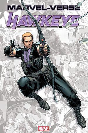 Marvel-Verse: Hawkeye (Trade Paperback)