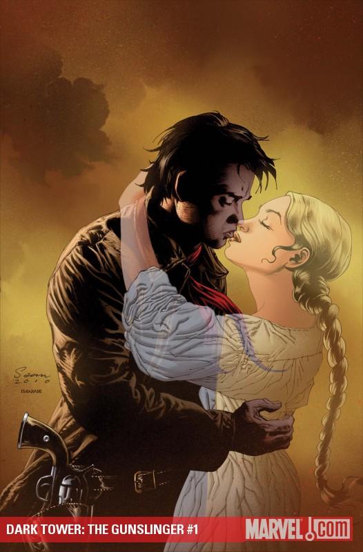 Dark Tower: The Gunslinger - The Journey Begins (2010) #1
