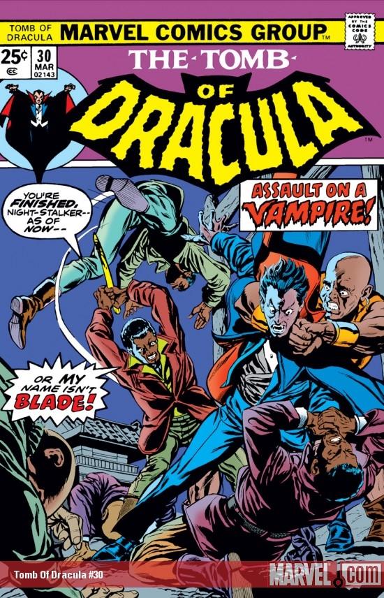 Tomb of Dracula (1972) #30