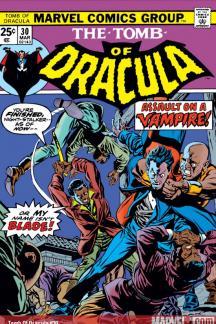 Tomb of Dracula #30