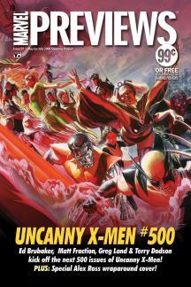 Marvel Previews #55