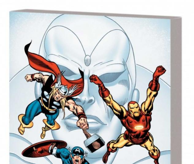 Essential Avengers Vol. 3 (All-New Edition) (Trade Paperback)