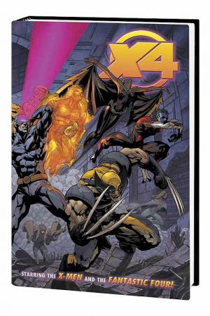 X-Men/Fantastic Four (Hardcover)