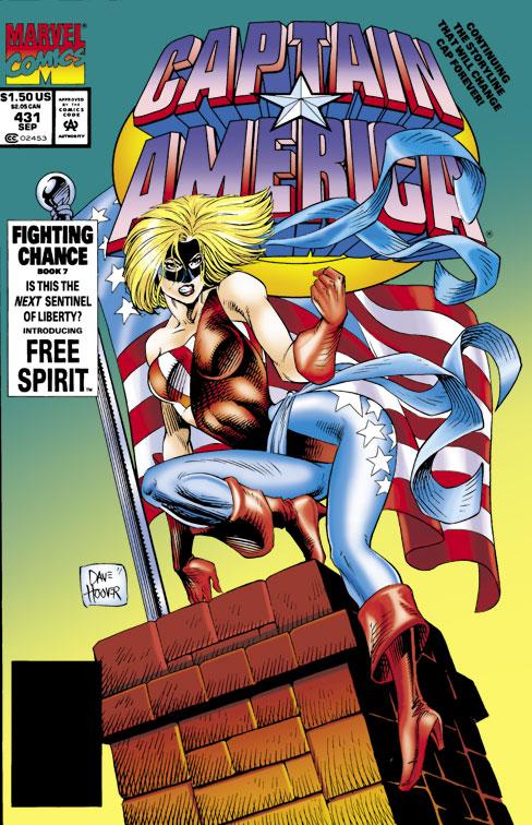 Captain America (1968) #431