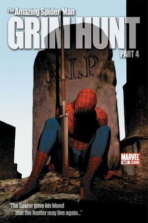 Amazing Spider-Man #637  (50/50 VARIANT)