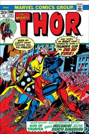 Thor (1966) #208