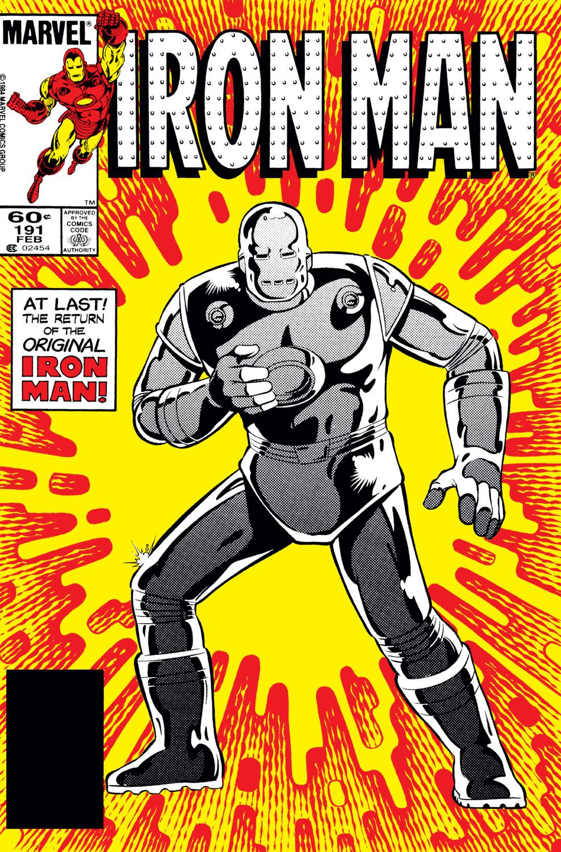 Iron Man (1968) #191