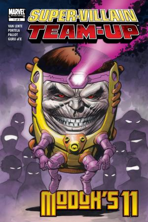 Super-Villain Team-Up/Modok's 11 #1