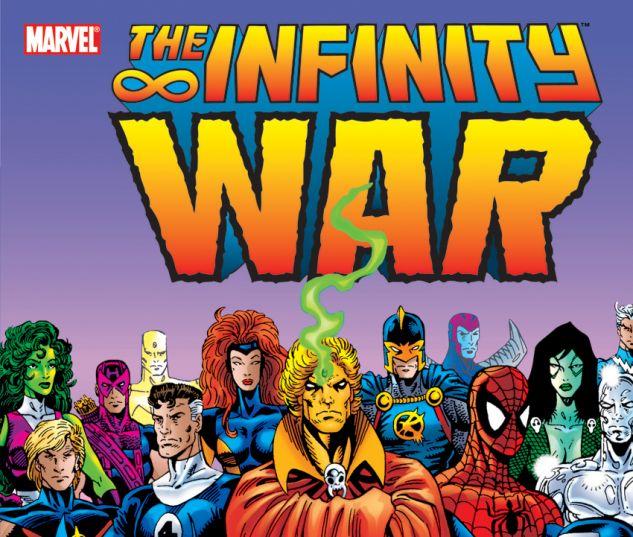 Infinity War TPB