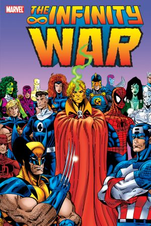 Infinity War (Trade Paperback)